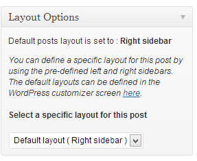 customizr-single-post-layout-settings